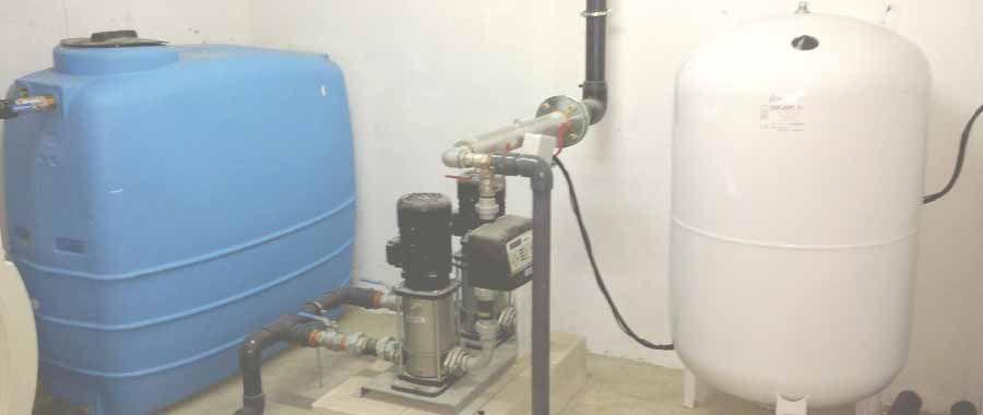 Mantenimiento, limpieza y desinfección de los depósitos y aljibes interiores de agua de consumo en comunidades de propietarios